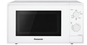 Panasonic NN-K10JWMEPG | Four Micro-ondes Gril 2 en 1 , 20 L