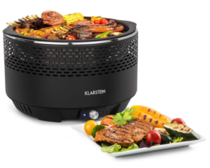 Klarstein Micro-Q 3131 barbecue portable sans fumée