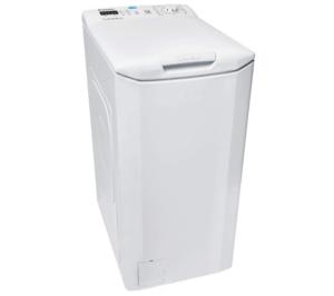Candy CST 372L-S, une machine à laver étonnamment avancée
