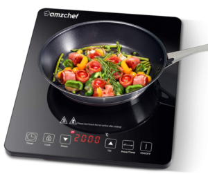 Plaque Induction Portable AMZCHEF
