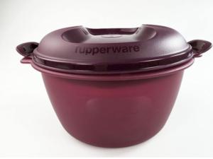 Tupperware 31046 Cuiseur à riz pour le micro-ondes - 3 l - Violet